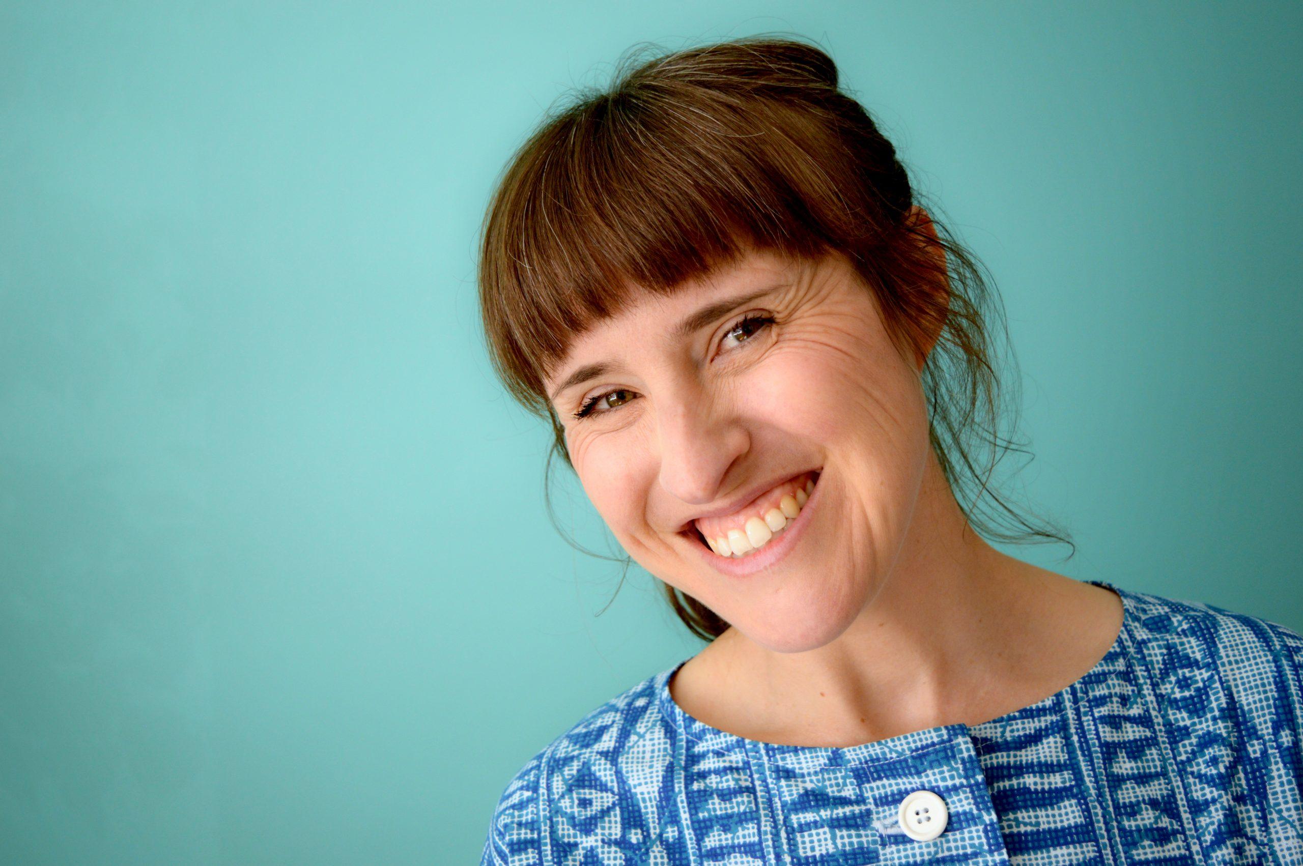 portrait of Zoe Edwards